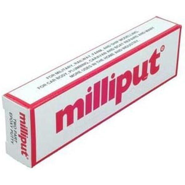 Black // Sculpting Milliput Epoxy Putty Repair Modelling 1pk