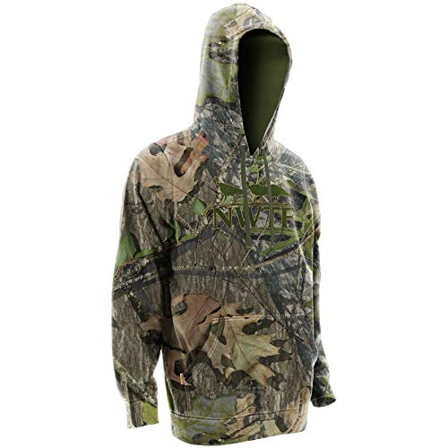 Nomad NWTF Applique Hoodie (Mossy Oak Obsession, Small)
