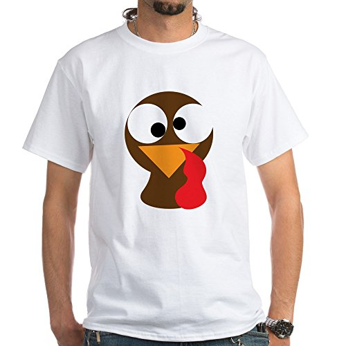 CafePress Thanksgiving T Shirt Comfortable Classic