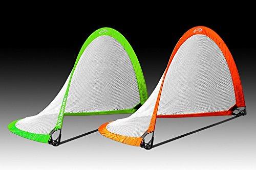 Kwik Goal Infinity Pop-Up Goal, 6-Feet, Hi Vis Orange For Sale