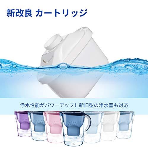 ポット型 浄水器用 カートリッジ【ブリタ マクストラ BRITA MAXTRA 】互換用フィルターカートリッジ 日本仕様 4個セット