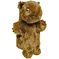 Elka Australia 1212-WOM Puppet Wombat Puppet Toy, 25 Centimeters
