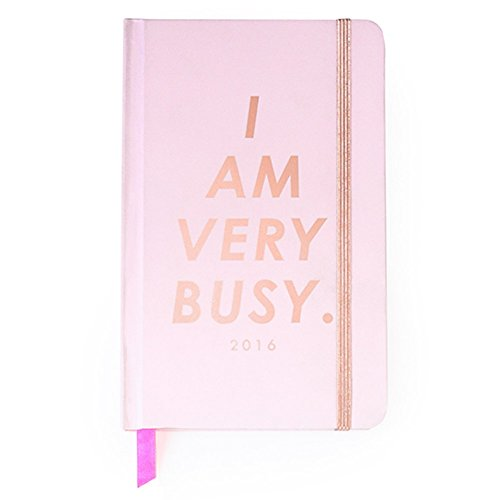 2016 Ban do 17 Month Classic Agenda - I Am Very Busy - Buy