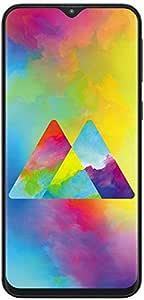Samsung Galaxy M20 M205M 32GB Unlocked GSM Phone w/Dual 13 MP & 5 MP Camera - Charcoal Black