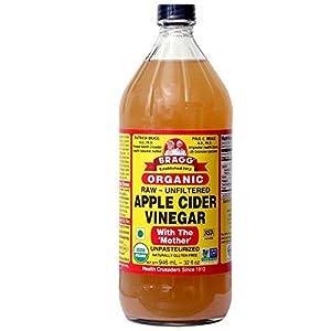 Bragg Organic Raw Unfiltered Apple Cider Vine...