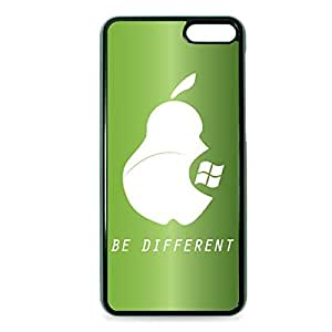 Case Fun Case Fun Green Be Different Snap-on Hard Back Case Cover for Amazon Fire Phone