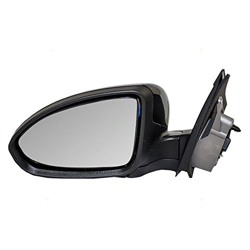 2014 chevy cruze side view mirror - 4
