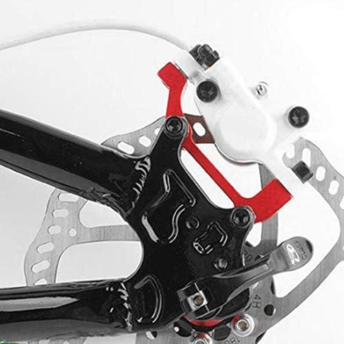 CUTICATE サイクリングディスクブレーキ修正ブラケットフレームアダプターバイク取り付けホルダー
