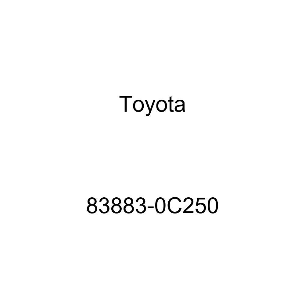 Toyota 83883-0C250 Water Temperature Gauge