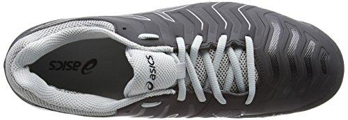Asics Gel-Challenger 11, Scarpe da Tennis Uomo Nero (Black/Black/Mid Grey 9090)