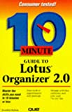 10 Minute Guide to Lotus Organizer, Jennifer Fulton, 1567615805