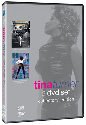 DVD : Tina Turner - Live in Amsterdam / One Last Time (Special Edition) (Special Edition, Collector's Edition, 2 Disc)