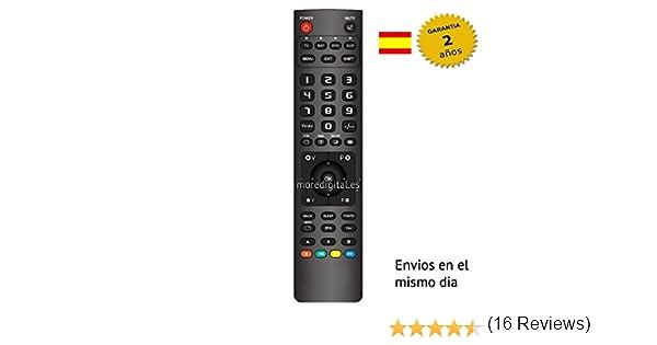 Mando a distancia Especifico para Television Tv SUNSTECH: Amazon ...