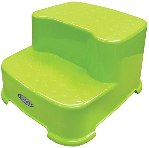 Graco 2 Step Transitions Step Stool, Green
