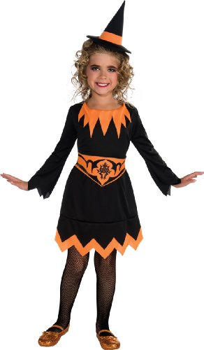 Witch (Witch Costumes For 10 Year Olds)