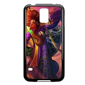 Zilean-003 League of Legends LoL case cover HTC One M7 - Plastic Black