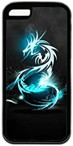 LJF phone case Dragon Theme Iphone 5c Case