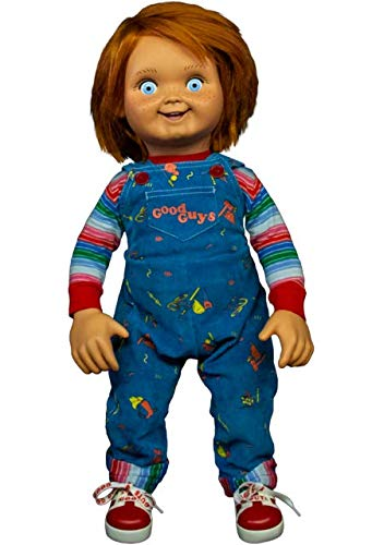 good guys Child's Play 2 - Chucky Replica Prop Doll with All accesories]()