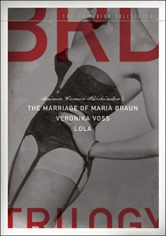The BRD Trilogy (The Marriage of Maria Braun / Veronika Voss / Lola) (The Criterion Collection) by Image Entertainment