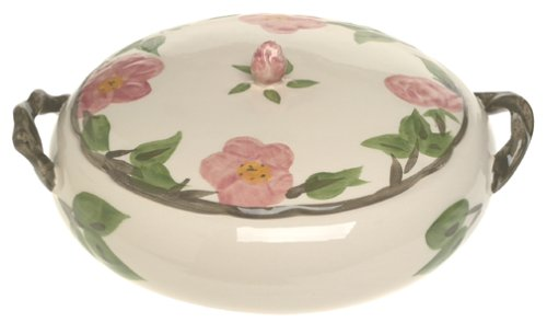 Franciscan Desert Rose Dinnerware Covered Vegetable Bowl