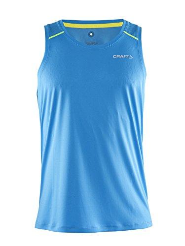 CRAFT Devotion Singlet - męska koszulka (niebieski)-M