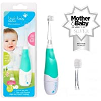 Brush-Baby Baby Sonic Electric Toothbrush-color may vary