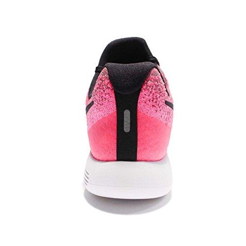 Nike W Nike Lunarepic Low Flyknit 2 Dark Mushroom/Black-hot Punch