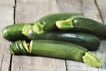 Black Beauty Summer Squash Seeds, 25+ Premium Heirloom Seeds, Cucurbita Pepo, Top Choice Zucchini Seeds, (Isla's Garden Seeds), Non GMO Organic, 90-95% Germination, 100% Pure, Highest Quality Seeds