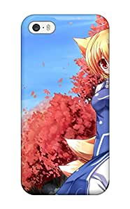 Elliot D. Stewart's Shop amerumiro animal ears Anime Pop Culture Hard Plastic iPhone 5/5s cases 1QEBYRGK04CCIWB5