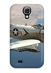 Paul Jason Evans's Shop 7871067K69276973 Quality Case Cover With Aircraft Nice Appearance Compatible With Galaxy S4