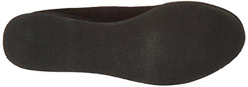 Click-04-2 Schoen met T-bandje en plateau met geborduurde vleermuizen zwart suede - Gothic Glamrock Emo