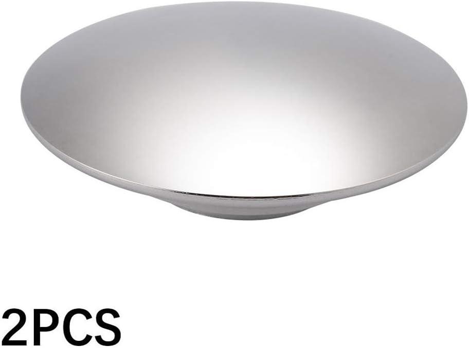 tap/ón de drenaje tap/ón de clac desplegable para lavabo de ba/ño 66mm As Picture Show ba/ño cocina 2 tapones para fregadero de ba/ño fregadero