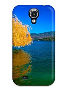 New Style LovingShop Willow Tree Premium Tpu Cover Case For Galaxy S4