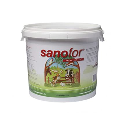Sana-vesta sanofor turba líquido – 5000 ML