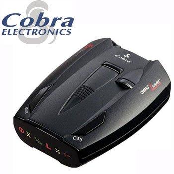 RADAR/LASER DETECTOR (Radar Detector Cobra 360)