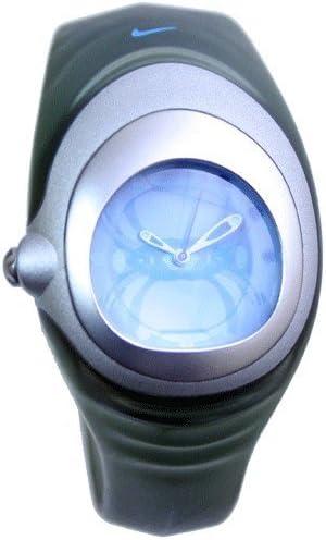 NIKE Hurricane WW0004-001 - Reloj analógico Unisex - Especial para Zurdos
