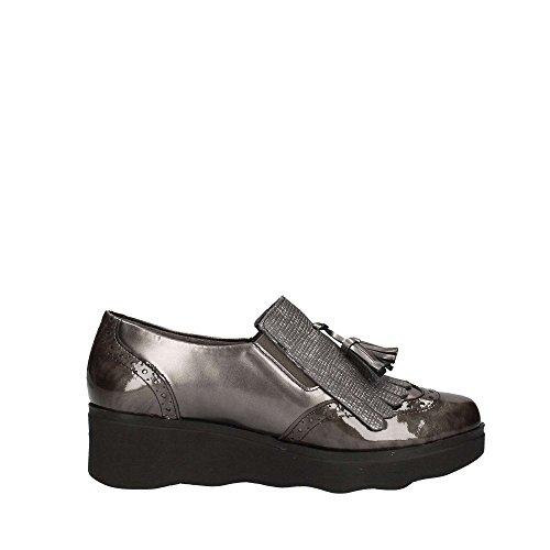 PITILLOS 1322 Slip on Women Grey LLOV8G6mw