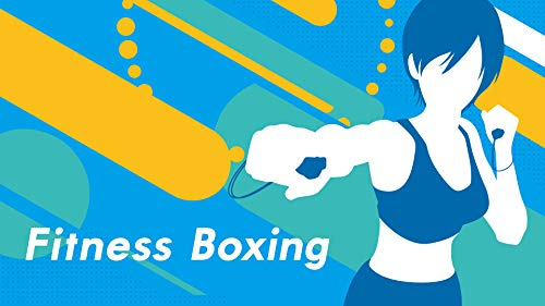 - Fitness Boxing - Nintendo Switch [Digital Code]