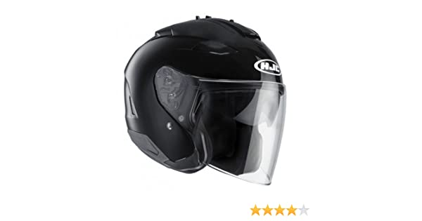Casco Jet IS 33 II UNI en negro semi mate de HJC