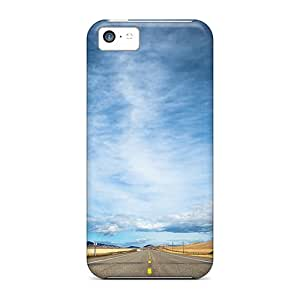 Tough Iphone Chl1940urOr Cases Covers/ Cases For Iphone 5c(never Ending Highway)
