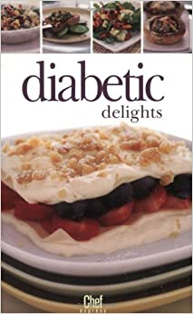 Book Ce II Diabetic Delights (Chef Express)