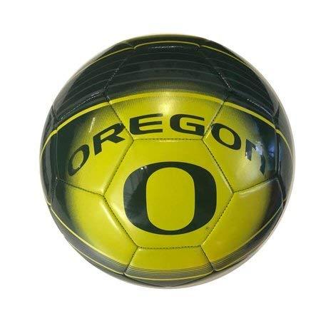 - Icon Sports NCAA Size 5 Regulation Soccer Balls (University of Oregon Ducks)