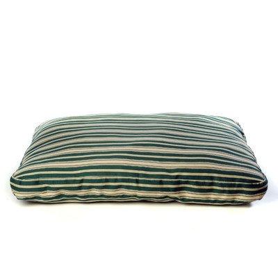 Indoor Outdoor Striped Jamison Dog Bed