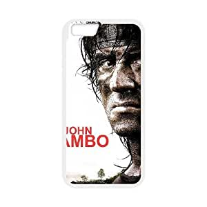 iphone6 4.7 inch Phone Cases White First Blood DTG164564