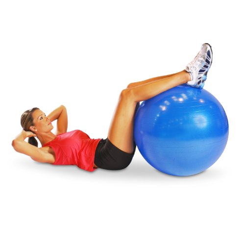 Знаменитые упражнения с мячом для фитнеса: для пресса и