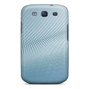 SWHske Scratch-free Phone Case For Galaxy S3- Retail Packaging - Bubbles