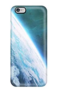 Hot 8143222K39638752 High Grade Flexible Tpu Case For Iphone 6 Plus - Planets