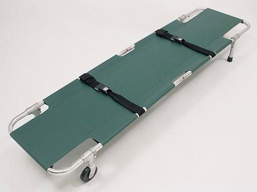 Stretcher Easy-Fold Wheeled (Stretcher Wheeled)
