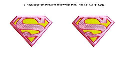 [Athena DC Comics Supergirl Logo 3