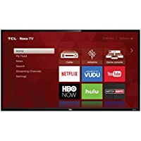 TCL 32S301 32 720p 60Hz Roku Smart LED TV No Stand (Certified Refurbished)